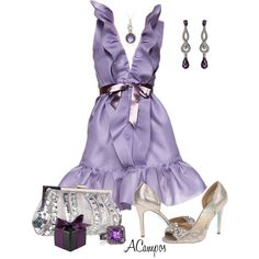 Satinee Collection by anna-campos on Polyvore