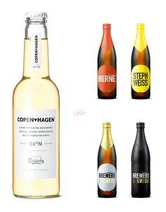 nice beer bottles