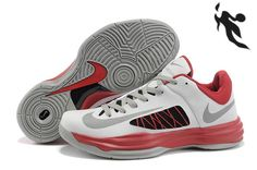 Nike Lunar Hyperdunk Low White Red