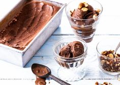 Forget an ice cream maker. Make this chocolate gelato in a food processor.