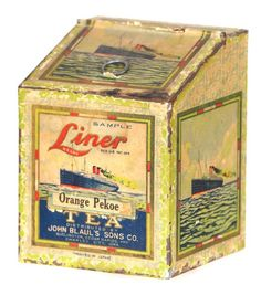 Liner Orange Pekoe Tea