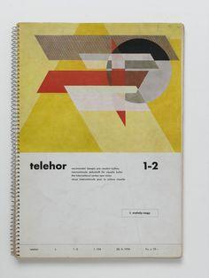Telehor 1-2 1936 - László Moholy-Nagy - Monoskop