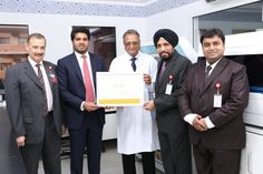 CAP Accreditation for Thumbay Labs - Fujairah