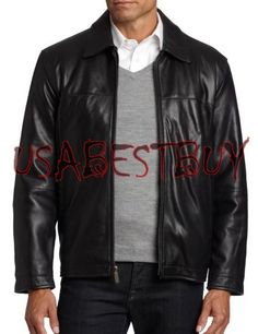 Here comes another marvelous and superb piece of art. Which is designed with lot of care and artistic mind. This leather jacket is made with latest design features to satisfy our customer's need and craze of style. Now wait is over you have a choice to stand at the top of fashion world. As it is ...