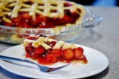 The Stir-The Best Cherry Pie You've Ever Had in Your Life