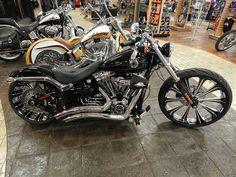 2014 Harley-Davidson® FXSB Softail® Breakout™