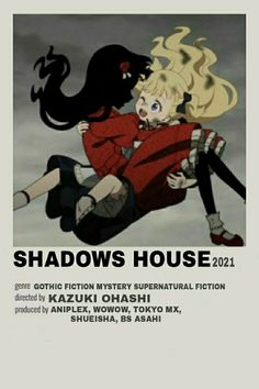 Shadows house poster