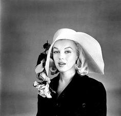 Marilyn Monroe by Carl Perutz, June 18th 1958