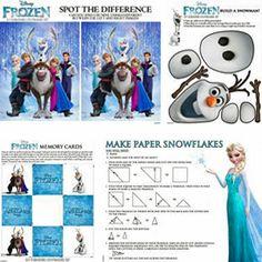 #free #Disney printables