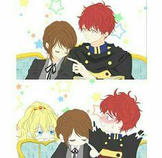Anime Character Names, Anime Characters, Anime Princess, My Princess, Anime Couples Manga, Manga Anime, Cute Anime Coupes, Familia Anime, Cute Couple Art