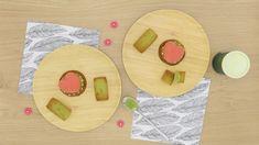 Pinky Cake, Coeur Framboise sur Financier Thé Matcha #entremets #mousseframboise #stvalentin #valentineday #framboise #financier #thematcha #matchatea #dessertdelastvalentin