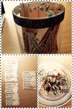 great Date Night Jar can be your answer to that feeling that you ...