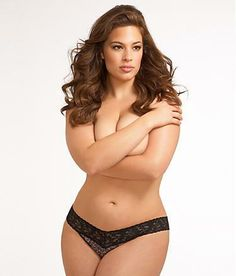 Ashley Graham, Hanky Panky Signature Lace Original Rise Leopard Thong Plus Size… Curvy Girl Lingerie, Sexy Lingerie, Ashley Graham, Girl With Curves, Curvy Models, I Love Girls, Beautiful Curves, Model Photos, Mannequin