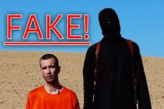 EXPLAINED: Why the Isis Beheading Videos are Fake