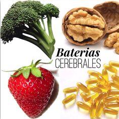 saschafitness 8 alimentos excelentes que mejoran la producción de hormonas, la química del cerebro, la memoria, el estado de ánimo y la cognición.  Read more at http://websta.me/liked#BDXoJ5Tyje1UpwYG.99