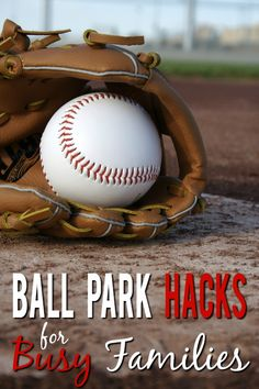 10 Ball Park Hacks for Busy Families - Baseball season can make busy schedules a little crazier. Use these 10 Ball Park Hacks for busy families to make it a little easier and less stressful for everyone! Parenting Tips Baseball Fight, Travel Baseball, Best Baseball Player, Baseball Tips, Baseball Park, Baseball Posters, Better Baseball, Baseball Season, Baseball Games