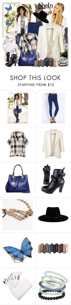 """Shein contest"" by lila2510 ❤ liked on Polyvore featuring Zimmermann, Stephen Webster, Urban Decay and Topshop"