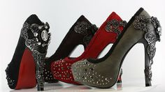 Amina High Heel by Hades