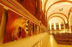 Sacred Space: Arcabas, Eglise de Saint-Hugues de Chartreuse