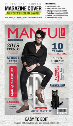 211 Best Magazine Design Business Style Covers Images In