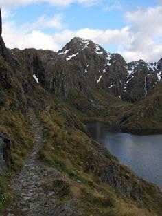 Routeburn Track, New Zealand Top hiking trips New Zealand #newzealandhikes #tuitrip #rimutrip