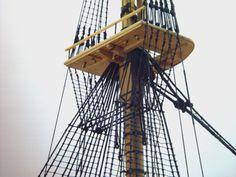 Forums / POF Build Logs / 1:96 HMS Victory Scratchbuild - Model Ship Builder