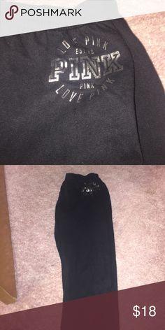 Victoria Secret Sweatpants Victoria secret sweatpants PINK Victoria's Secret Pants Track Pants & Joggers