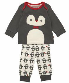 Penguin PJs for Minnie Kids Pjs, Kids Pajamas, Pyjamas, Toddler Fashion, Kids Fashion, Baby Boy Outfits, Kids Outfits, Kids Nightwear, Teddy Bear Clothes