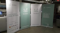 Retractable banners for the event in Stanley Park last weekend. Pull Up Banner Design, Bunting Design, Best Banner Design, Pop Up Banner, Welcome Banner, Web Banner, Rollup Design, Banner Design Inspiration, Retractable Banner