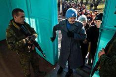 Eastern Ukraine pseudo-elactions, 2 nov 2014