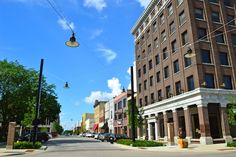 Mason City Downtown June 2013