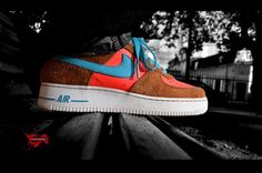 "Nike Air Force One ""Jeremy Lin"" – My Hell Of A Life"