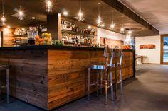 Nira Montana, Restaurant & SPa, La Thuile (AO) - HI LITE Next #lighting #design #fixtures #AxoLight Spillray suspension