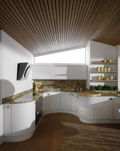 Examples of Broadway bespoke modern kitchens. We can design and build your luxury modern kitchen the same or completely unique to your taste Modern Kitchen Island, Smart Kitchen, Modern Kitchen Design, New Kitchen, Kitchen Small, Exterior Design, Interior And Exterior, Kitchen Board, House Plans