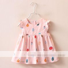 1f19883d344 Aliexpress.com   Buy Cute Everweekend Kids Girls Hot Style Floral Ruffles  Tees Sweet Candy Color Girls Print Floral And Trees Top Clothing from  Reliable ...