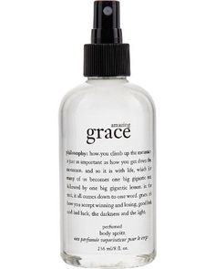 Amazing Grace Perfumed Body Spritz 8 oz