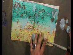Great videos - Saturday's Art Journaling - 05.12.12