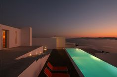 The Edge Summer Houses / React Architects Greece