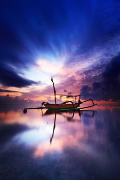Leaving and Coming, Bali
