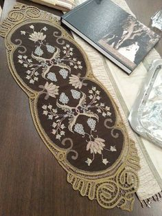 Cross Stitch Embroidery, Cross Stitch Patterns, Diy Crafts, My Love, Lace, Accessories, Vintage, Ornament, Picasa