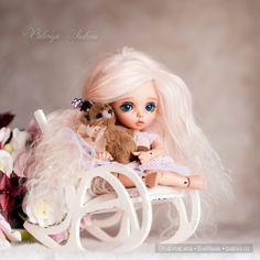 Моя новенькая Элис! / BJD - шарнирные куклы БЖД / Бэйбики. Куклы фото. Одежда для кукол