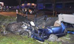 Zdarzył się kolejny tragiczny wypadek. Tym razem w Bujakowie pod Bielskiem w województwie śląskim. Czołowo zderzyły się dwa samochody osobowe. Kierowcy nie przeżyli.