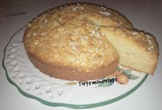 #Torta #mandorlata deliziosa!
