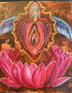 The Mystery of Yoni Puja, Yoni Gazing and Yoni Meditation | Crystal Dragon Yoga