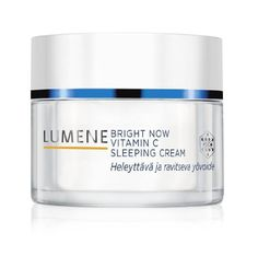 Lumene Bright Now Vitamin C Sleeping Cream This affordable night cream nourishes andbrightens skin. Price: $12  via @AOL_Lifestyle Read more: http://www.aol.com/article/2016/06/07/13-products-to-keep-your-skin-flawless-this-summer/21381073/?a_dgi=aolshare_pinterest#fullscreen