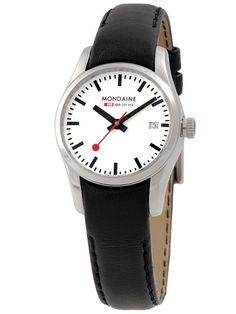 Mondaine swiss watches for women are on Sale at Watch Warehouse. Shop for Mondaine swiss women watches, Swiss Railways Watch for women's at discount prices. Swiss Railway Clock, Shops, Swiss Design, Retro Watches, Diamond Engagement Rings, Red Leather, Wedding Rings, Jewels, Lady