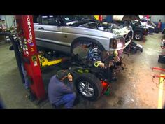 Vidéo - Land Rover Discovery – Four-Minute Frame Swap sur Supercharged