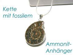 Kette+Ammonit+von+DeineSchmuckFreundin+-+Schmuck+und+Accessoires+auf+DaWanda.com