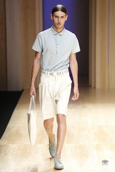#Menswear #Trends GEORGINA VENDRELL Spring Summer 2015 Primavera Verano #Tendencias #Moda Hombre