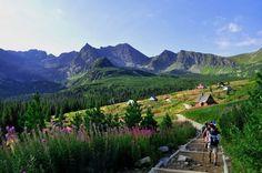 TATRY HALA GĄSIENICOWA Tatra Mountains, Heart Of Europe, Poland, Tours, Country, World, Places, Nature, Travel